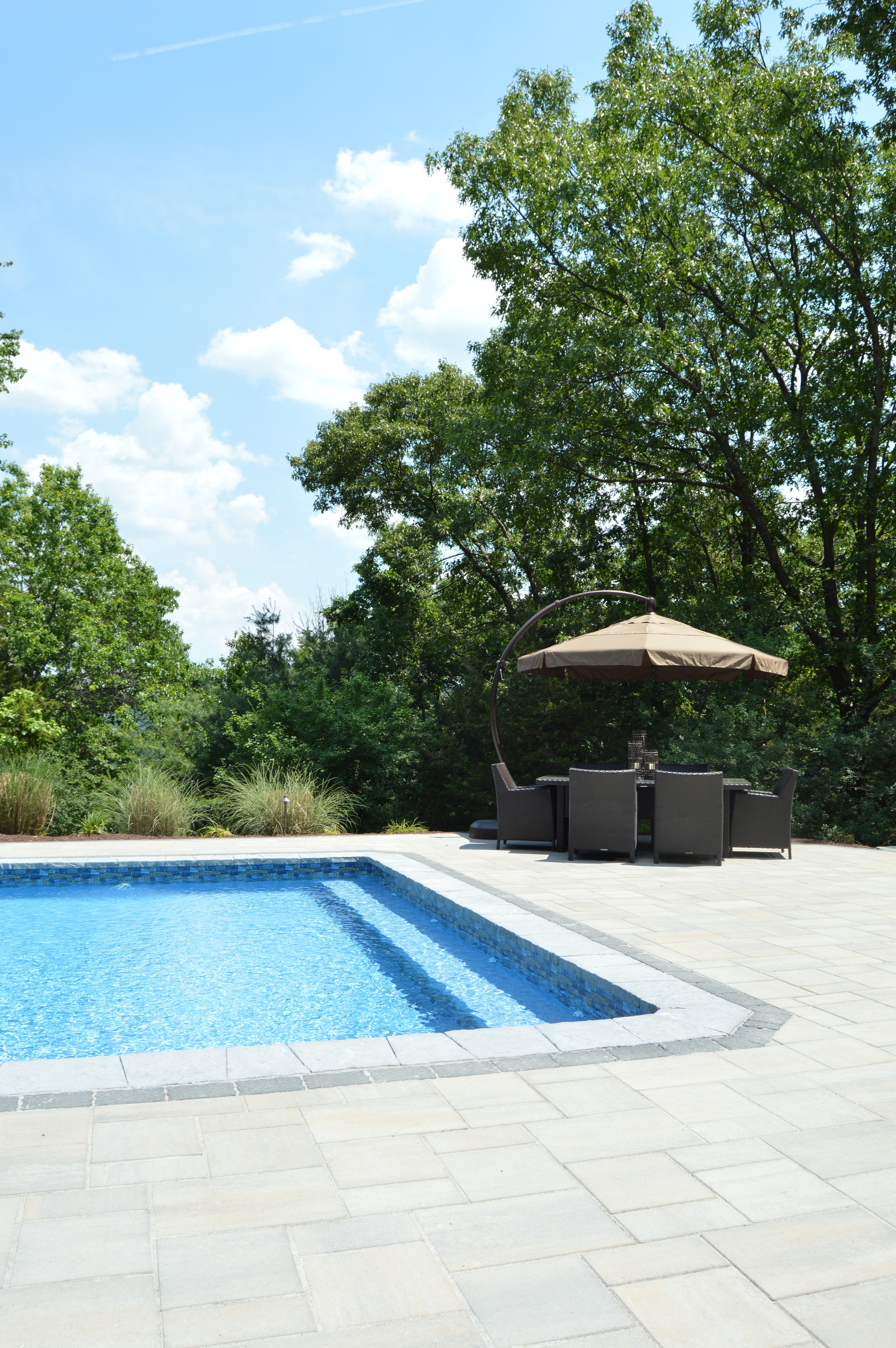swimming pool oasis in bethel, ny