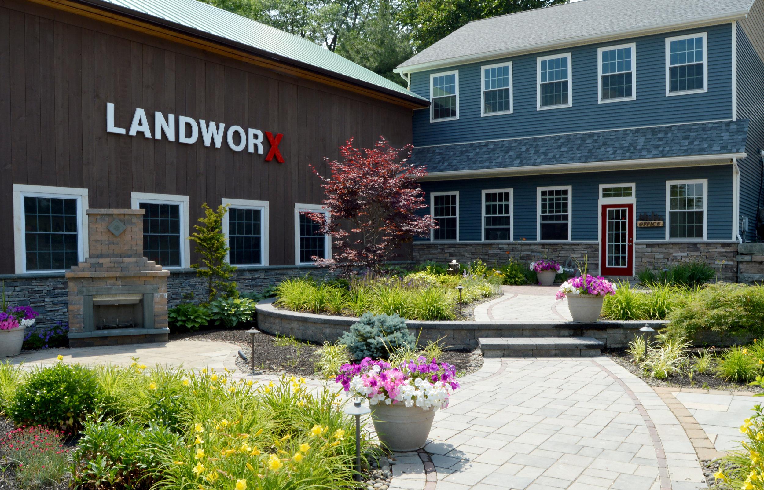 Landworx Landscaping in Goshen, NY