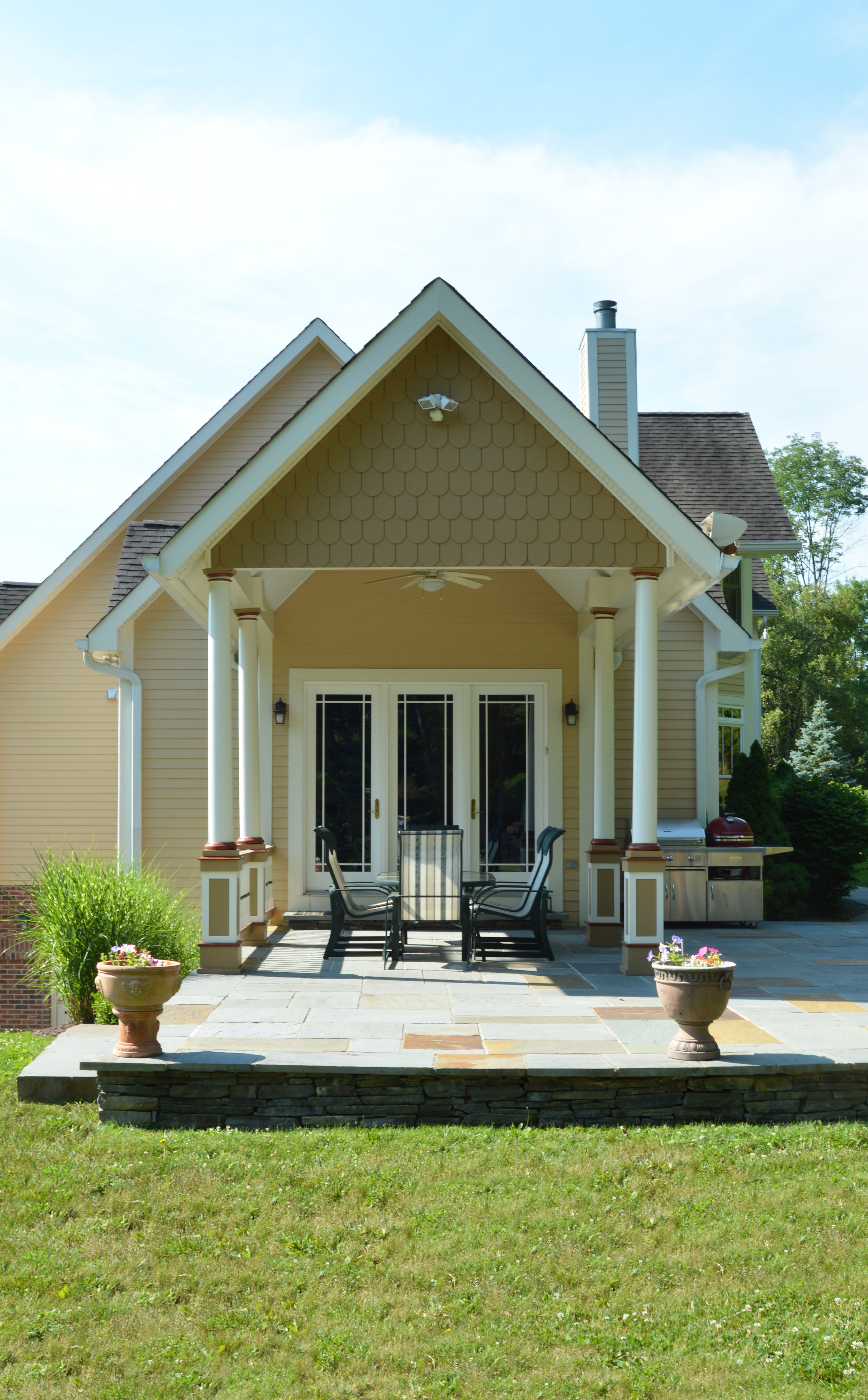 5 Best Materials for your Bethel NY Winter Patio