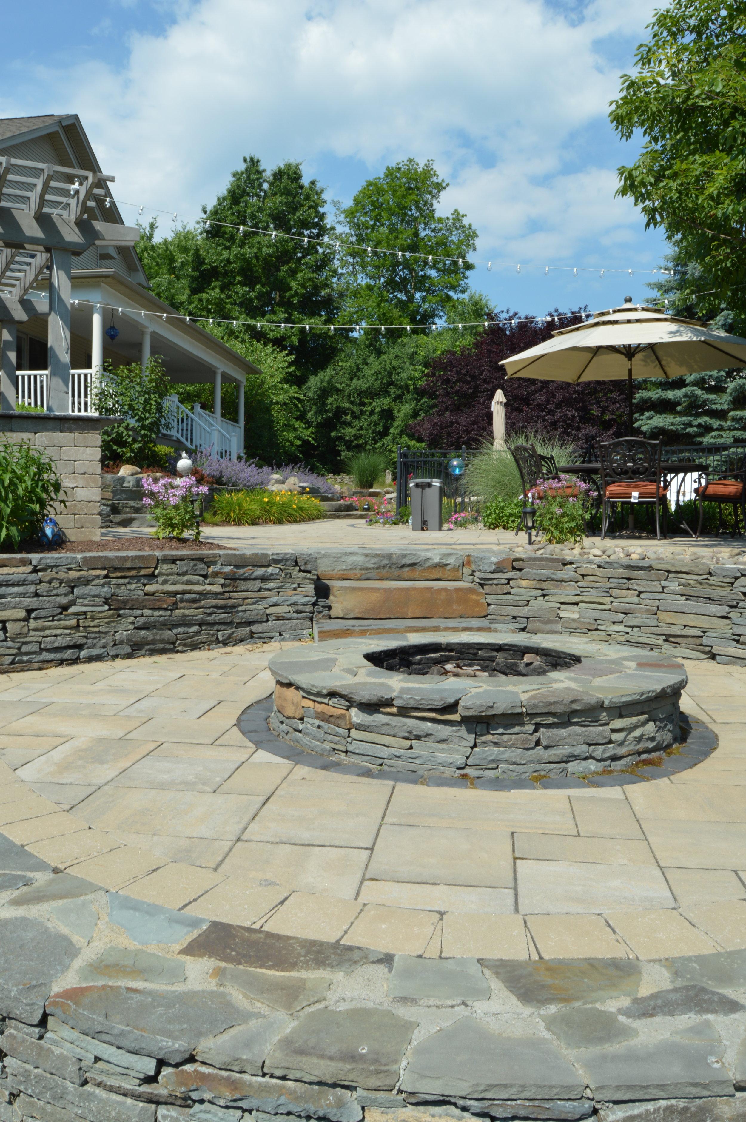 5 Ways To Include Quality Masonry Into Your Pine Island, NY Landscape Design