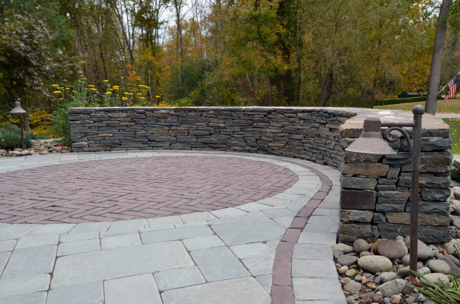 5 Permeable Patio Options for Warwick Homes