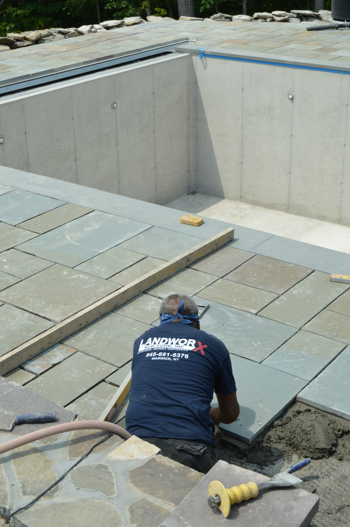 Protect Your Investment by Installing Your Patio Right the First Time in Warwick NY