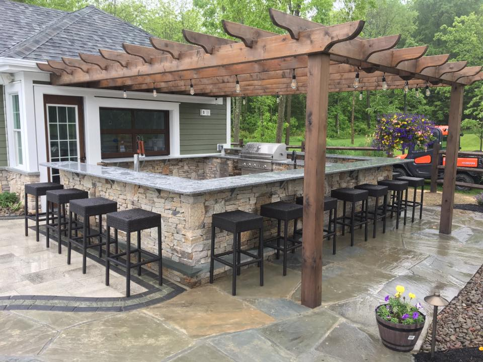 Everything You Need for a Comprehensive Patio Design in Warwick, NY