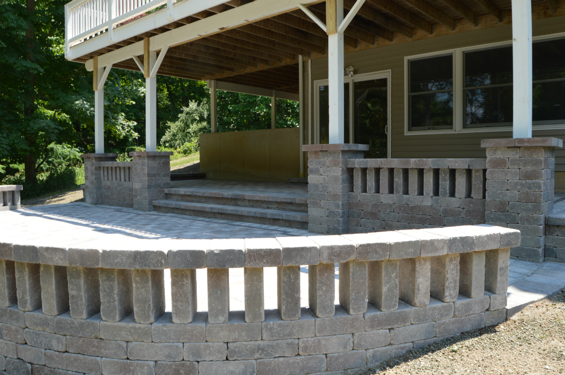 Landscape Design Ideas for Keeping Warm this Winter in Warwick, NY
