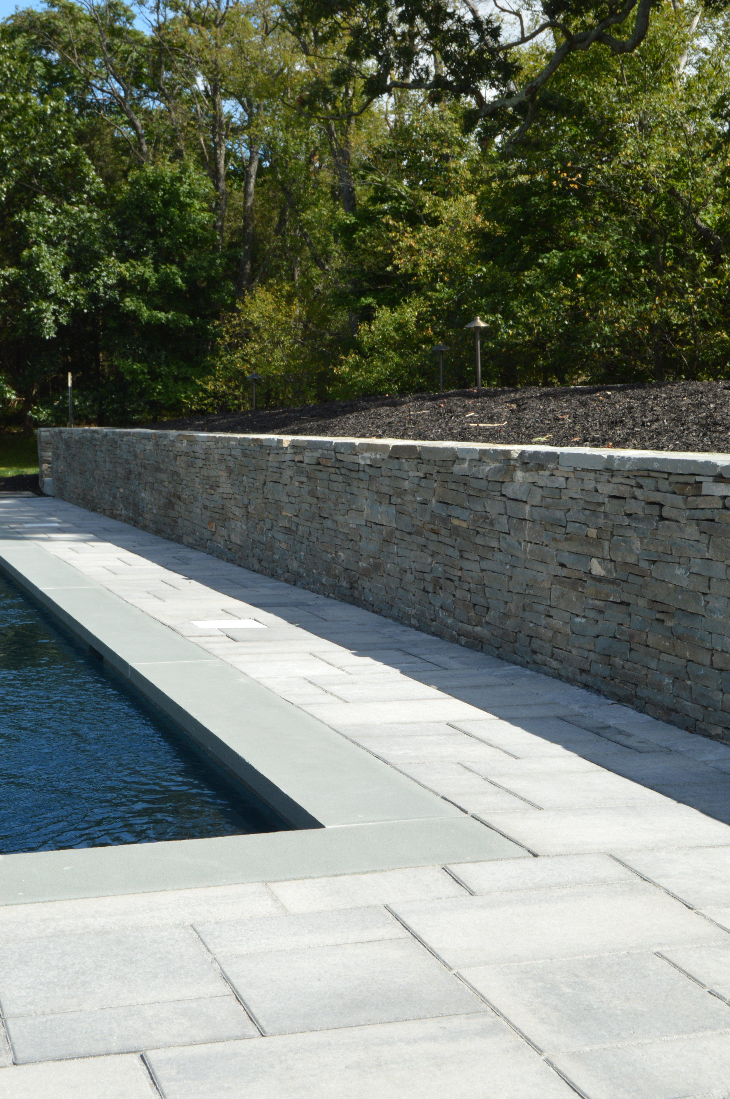 pavers and natural stone entrance in Goshen, NY