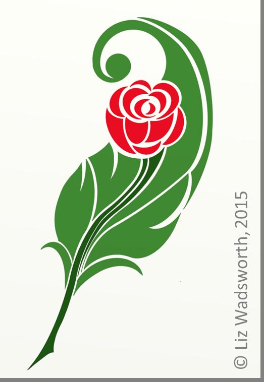 Concept 2 - The Rose Leaf
