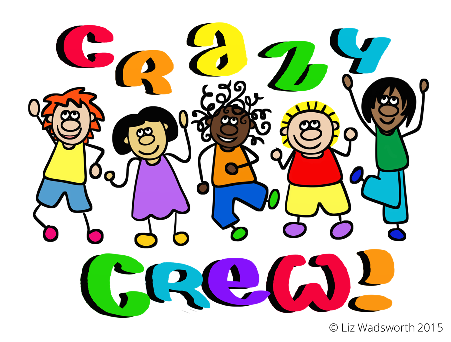 Crazy Crew (for ages 8-11)