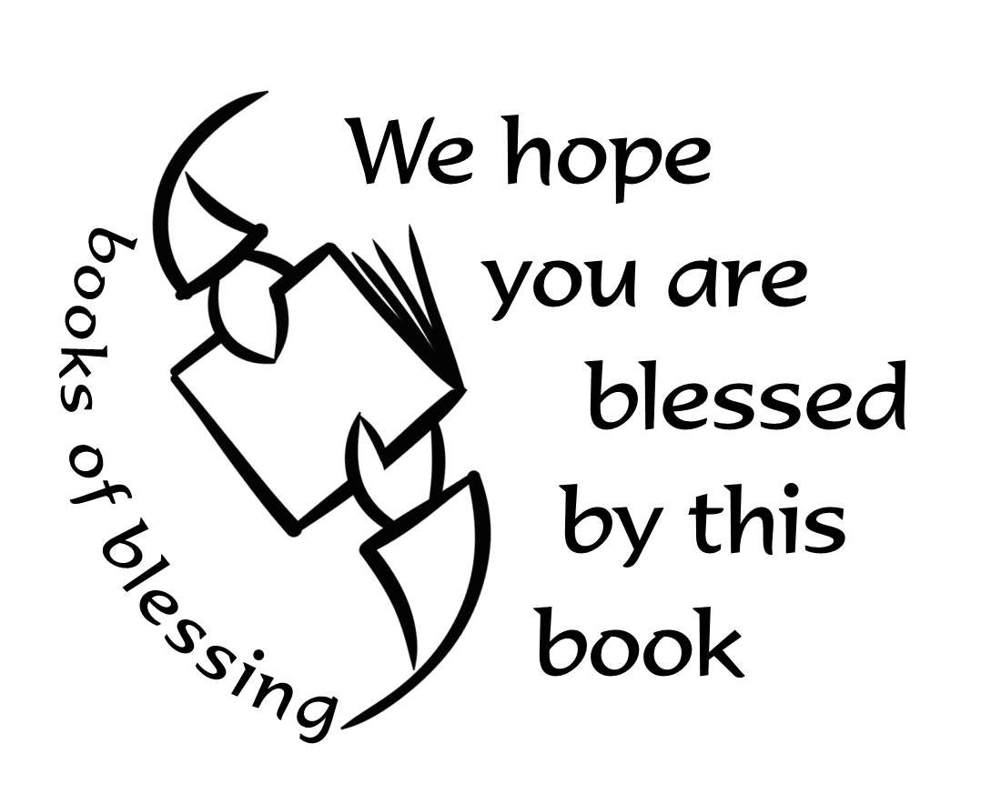 Books of Blessing Ink Stamp