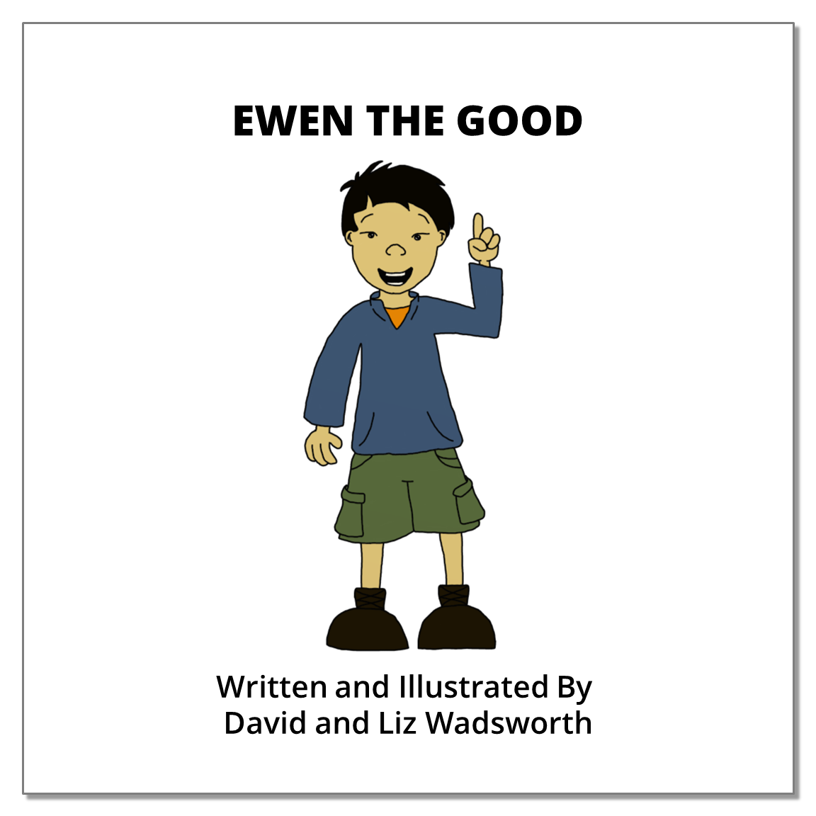 Ewen The Good - The parable of building a tower and the king making war.