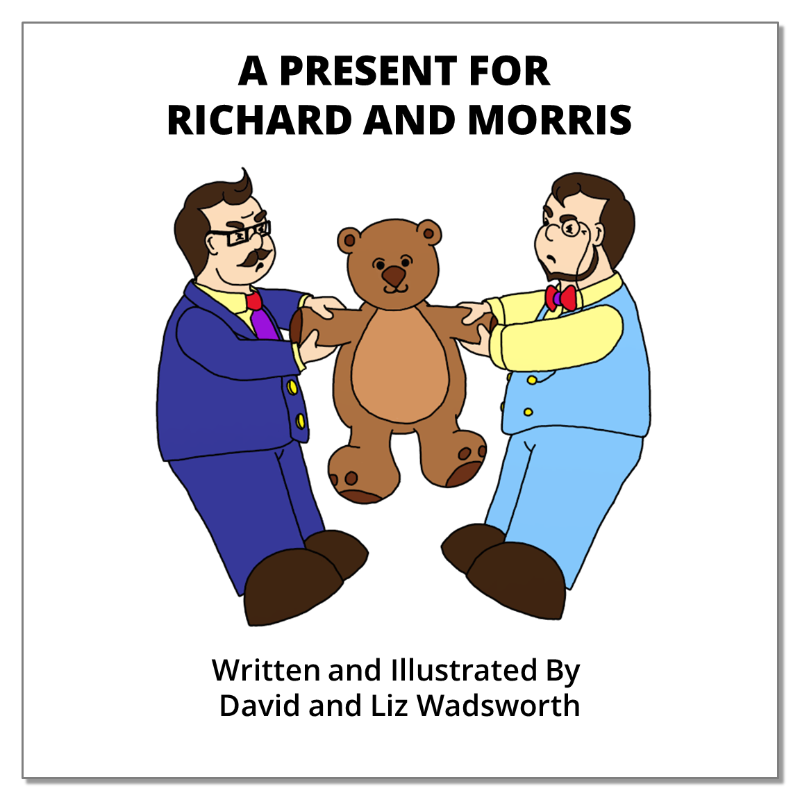 A Present for Richard and MOrris - The parable of the rich fool.