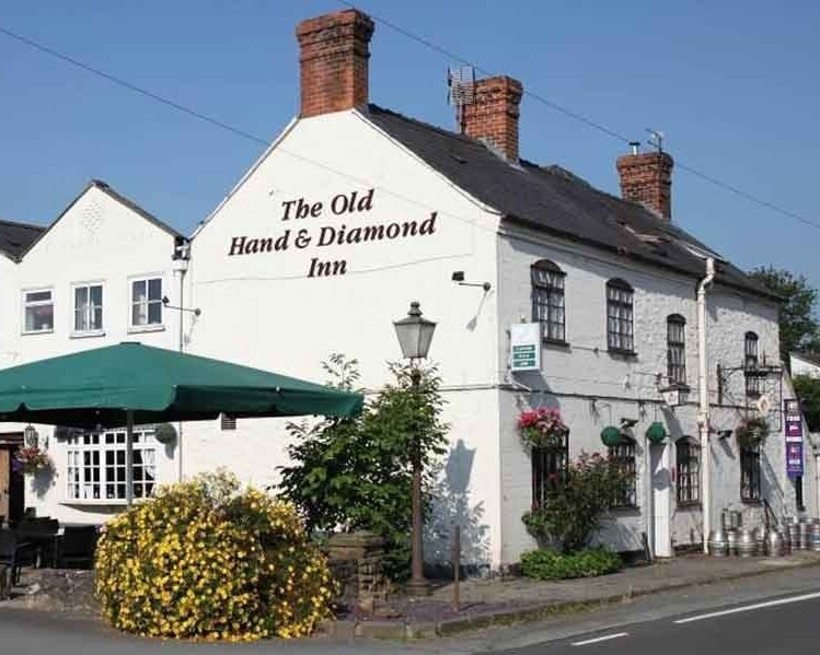 Image: The Old Hand And Diamond Inn