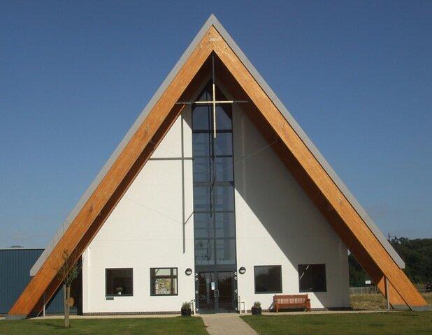 Image: Cambourne Church
