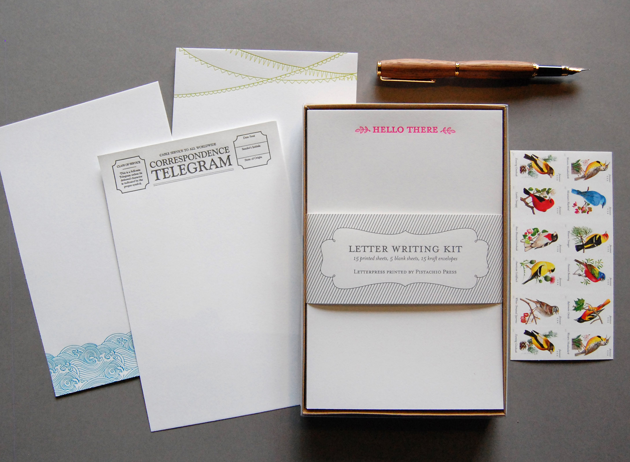 Letter Writing Kits