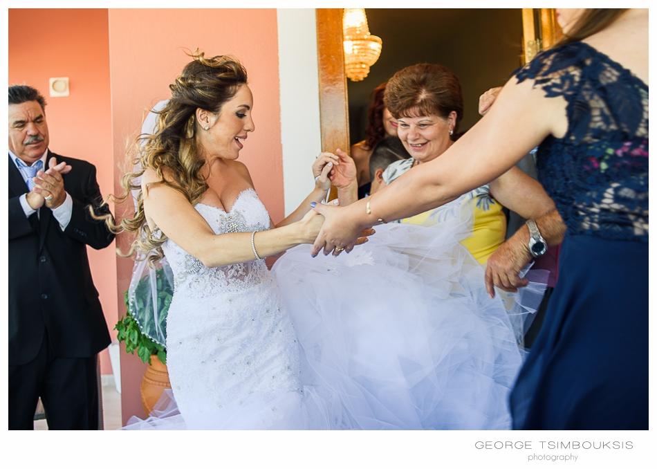 72_Wedding in Chios bride dancing outdoors.jpg