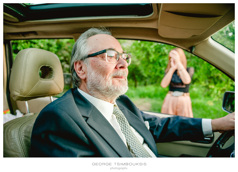 112_Wedding in Mystras_bride's driver.jpg
