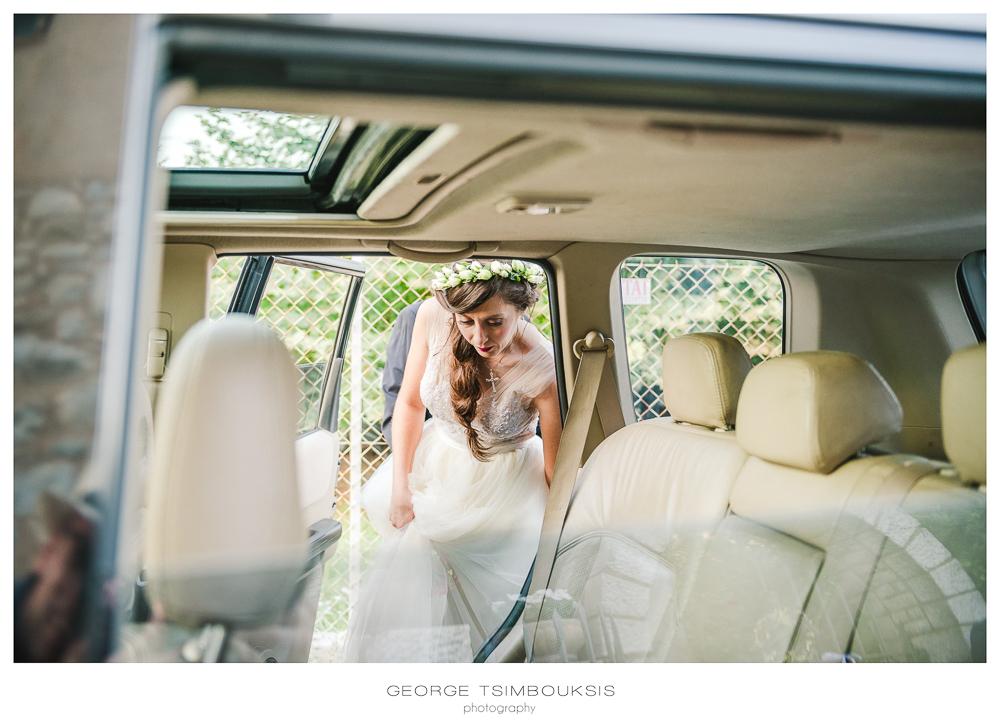 110_Wedding in Mystras_the wedding car.jpg