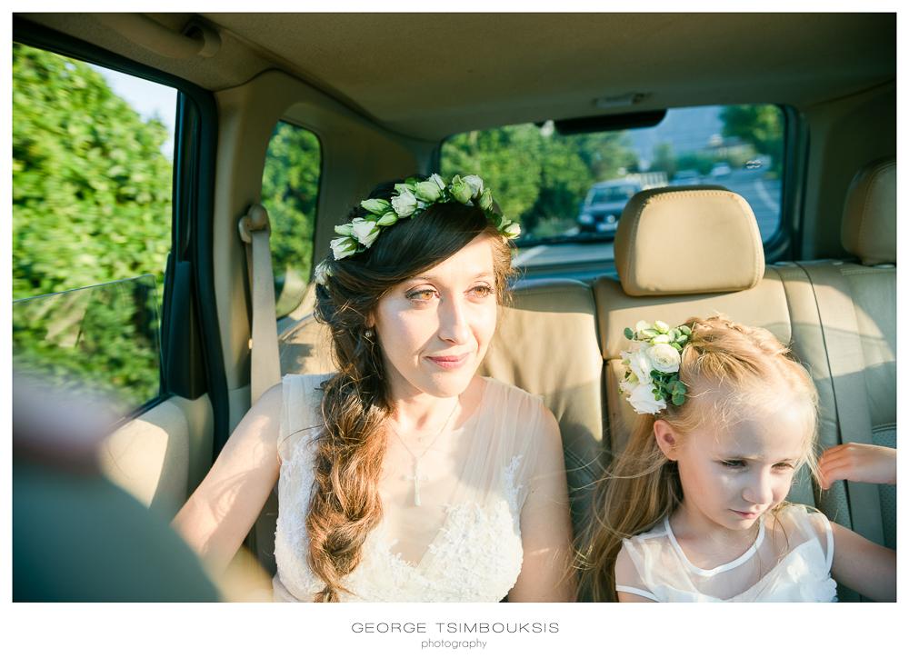 115_Wedding in Mystras_bride in the car.jpg