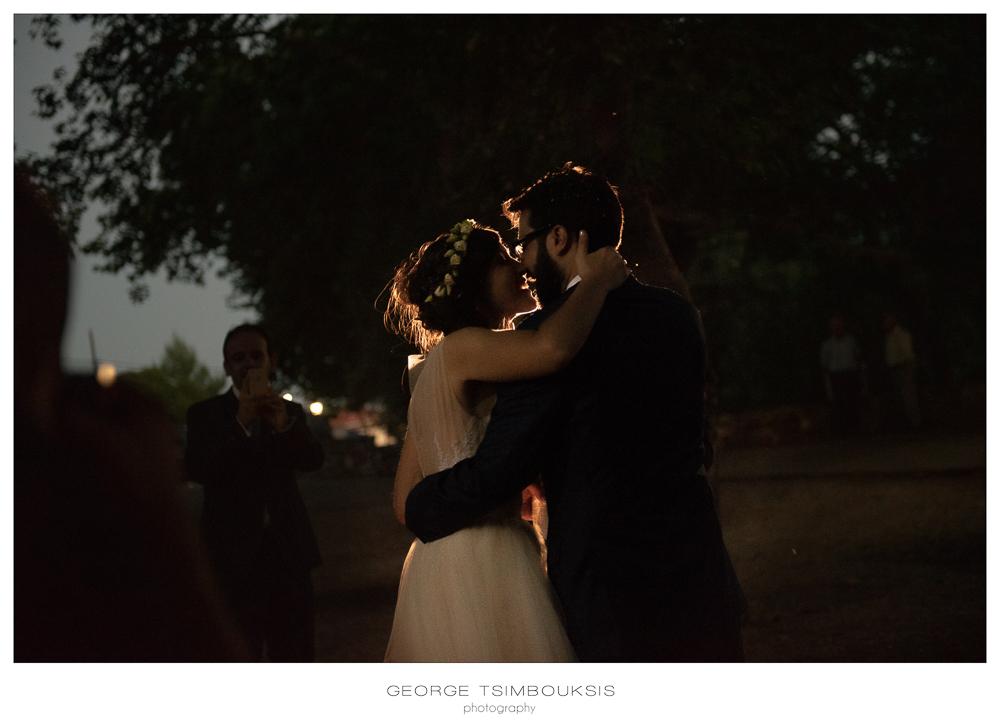 Wedding Reception in Melies Hotel Mystras
