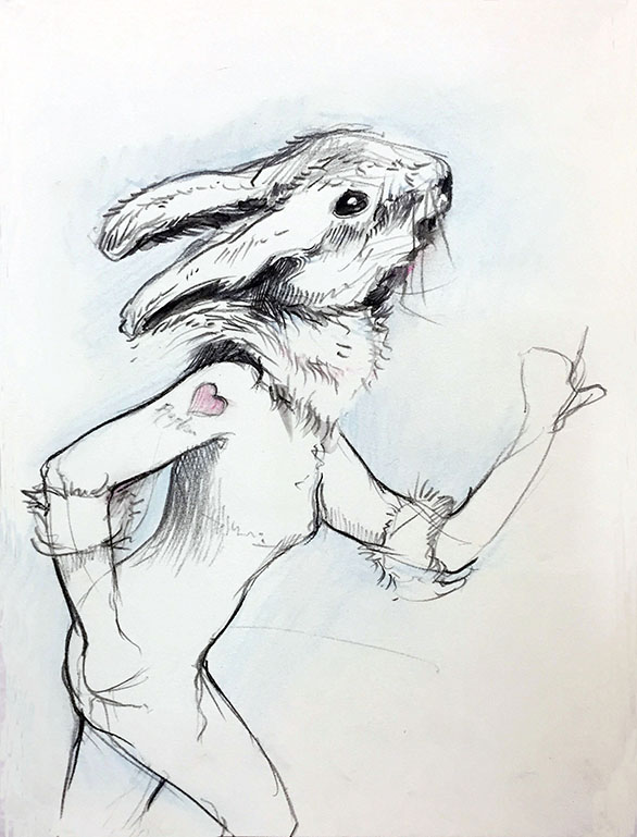 MarciaNeblett_5x8_BunnyWithTattoo.jpg
