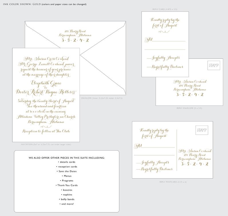 Script Calligraphy