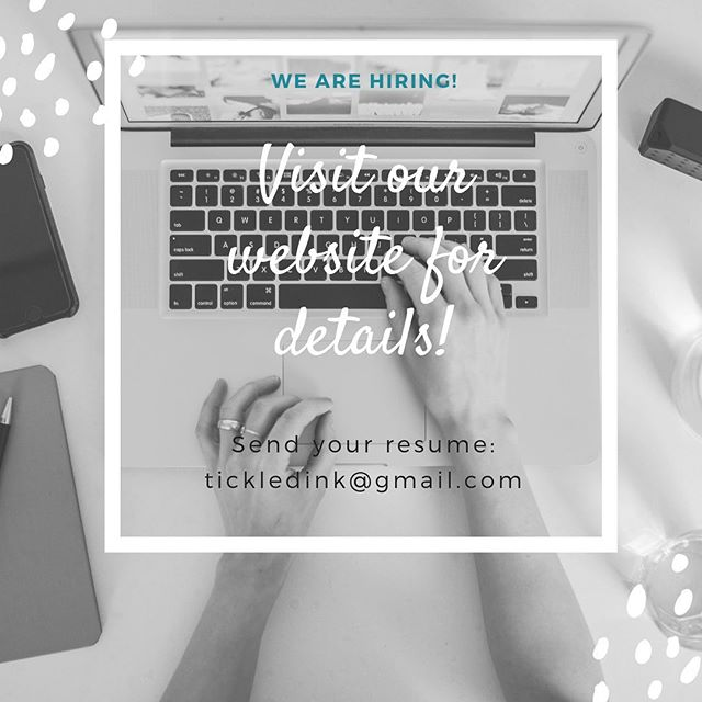 Calling all creative graphic designers and marketing students (or recent grads)! We are now hiring, please click on the link in our Instagram profile for more details! #nowhiring #nowhiringinterns #graphicdesigninternships #marketinginternship #creativejobs #creativeinternships #chattanoogajobs #hiringnow #jobpostings