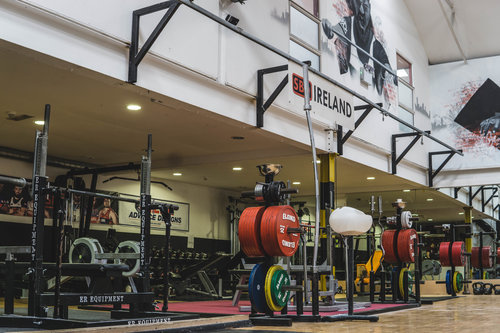 Group Sessions - Circuits & Beginners Powerlifting Classes