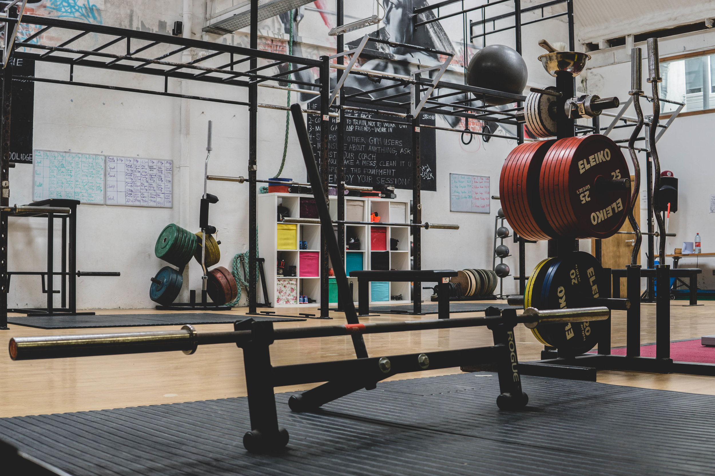 Open Gym - Train by yourself in an awesome environment of lifters unlike any other