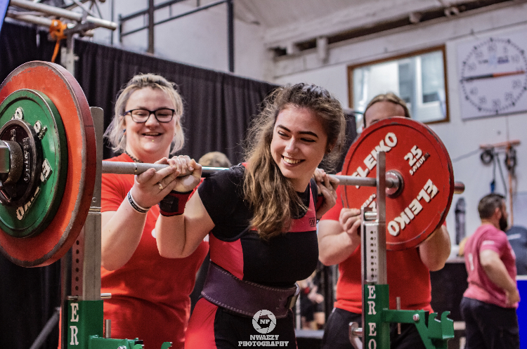 Catriona Connolly - I came to CityGym for online coaching after meeting Jack and some of the CityGym girls at my first comp last year. Since then I've hit both my short and long term lifting goals, added 65kg to my total, competed both nationally and internationally, and broke two Irish records.I can't recommend CityGym enough, the quality of coaching is next to none and the coaches and lifters are some of the friendliest people I've ever met. If I could make the trip from Wicklow everyday I would.