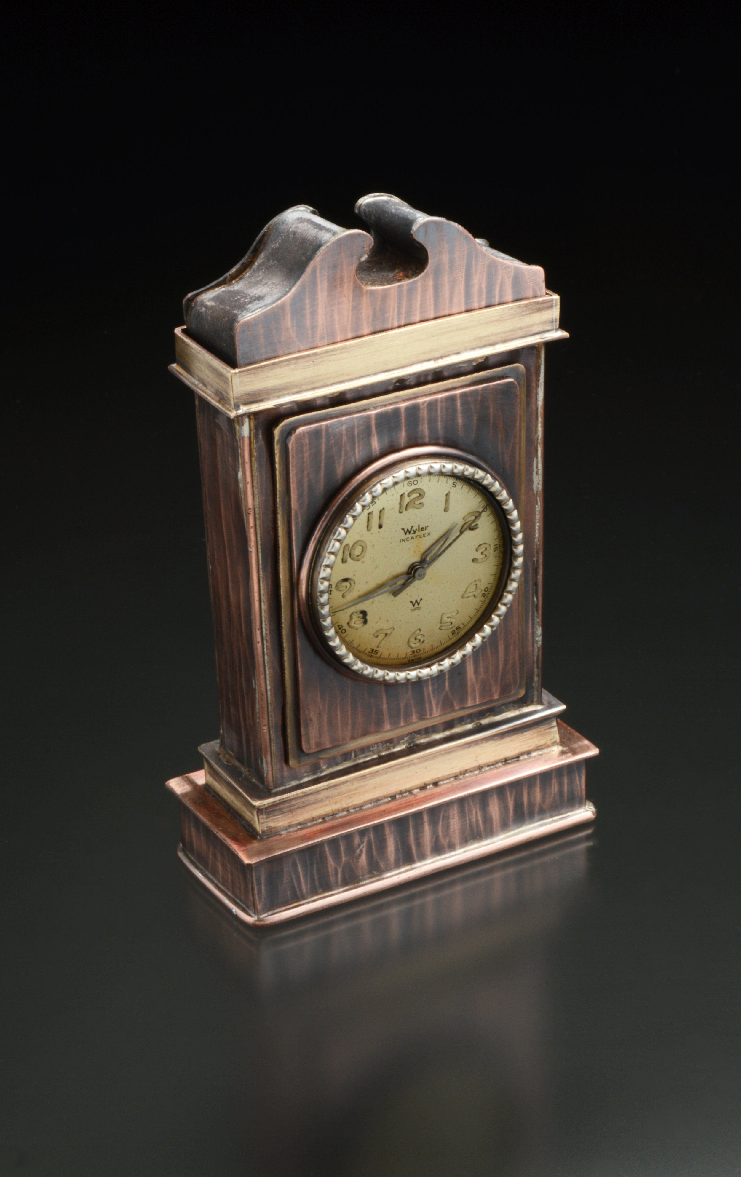 """Runner Up - Becky McDonah, """"The Secret of the Old Clock"""""""