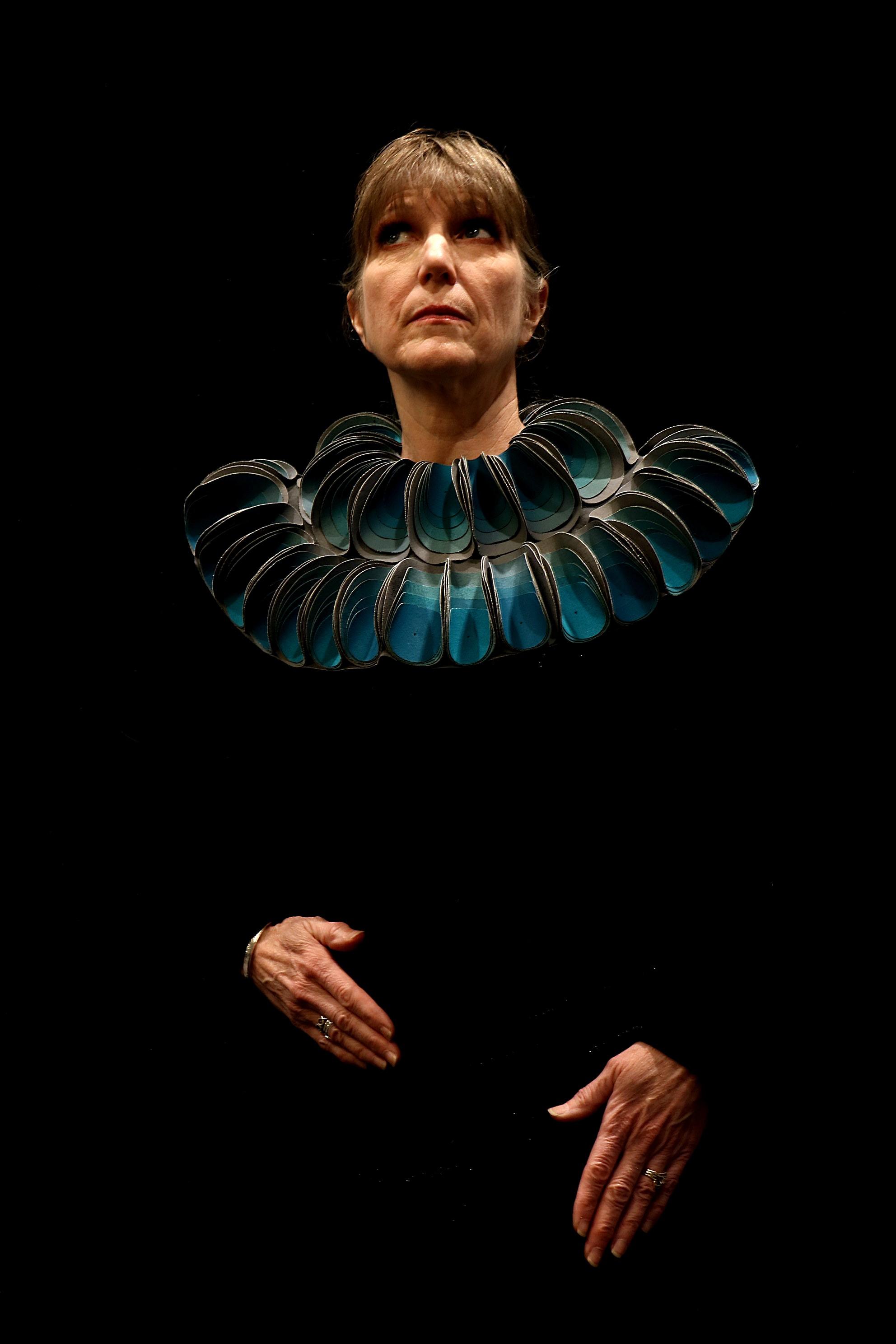 Mariana Acosta Contreras   Fusion Neckpiece