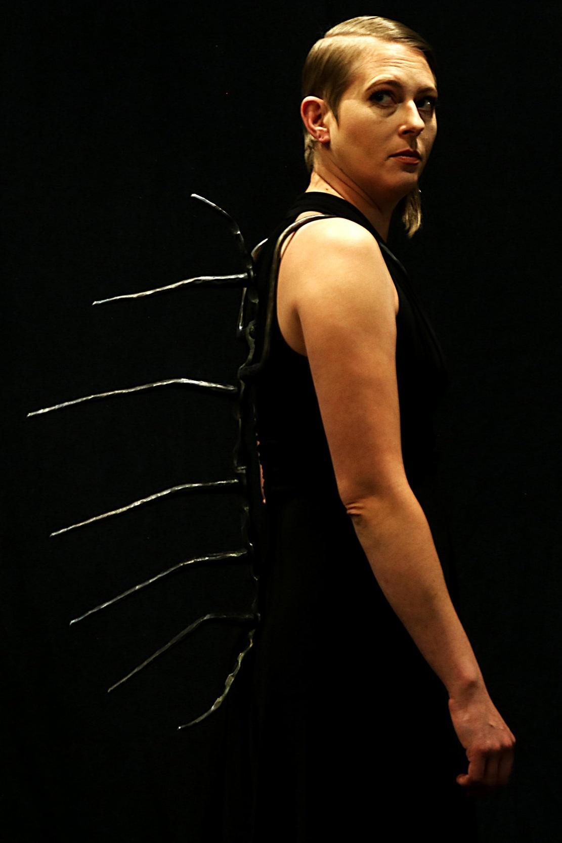 Shelly Cournoyer   Spine