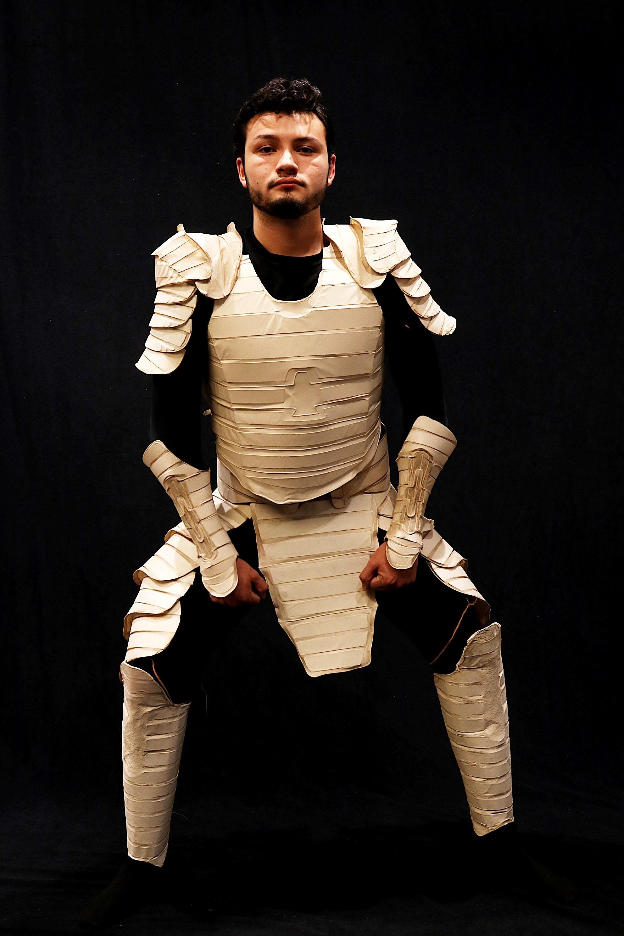 Josue Romero   Philosophical Armor II
