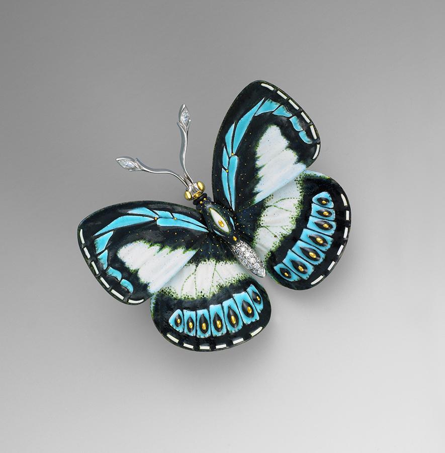 David Freda   Danis Danis Butterfly , 2017