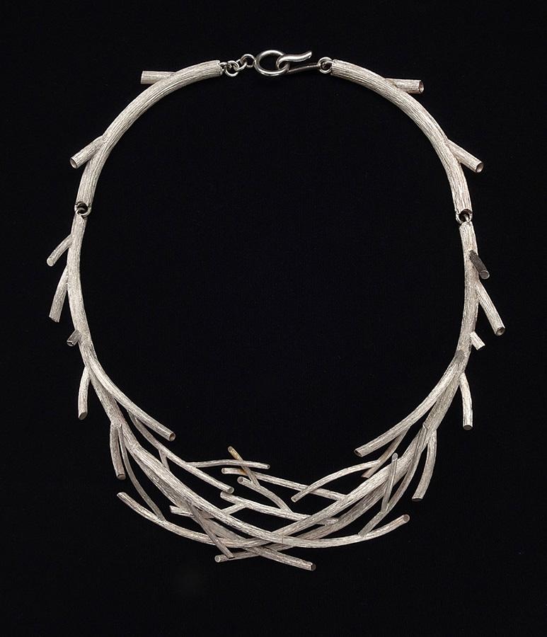 Susan Hamlet     Necklace - Winter Branches , 2012