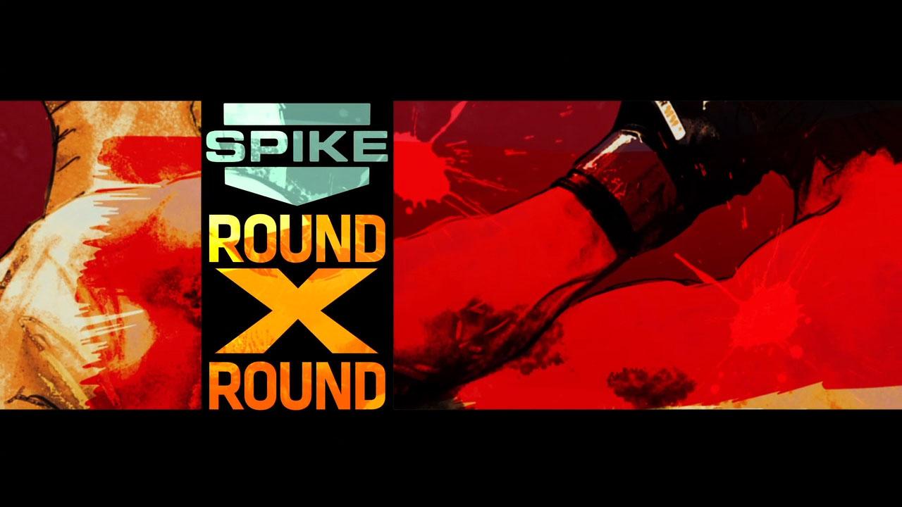 SPIKE ROUND X ROUND