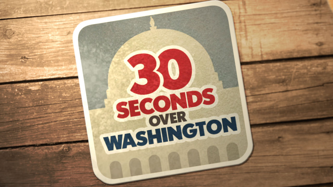 30 SECONDS OVER WASHINGTON