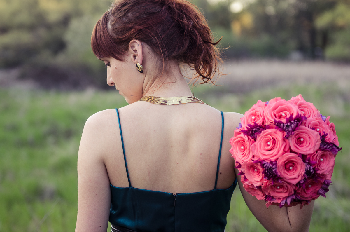 Redding Wedding Flowers: Brides Bouquet