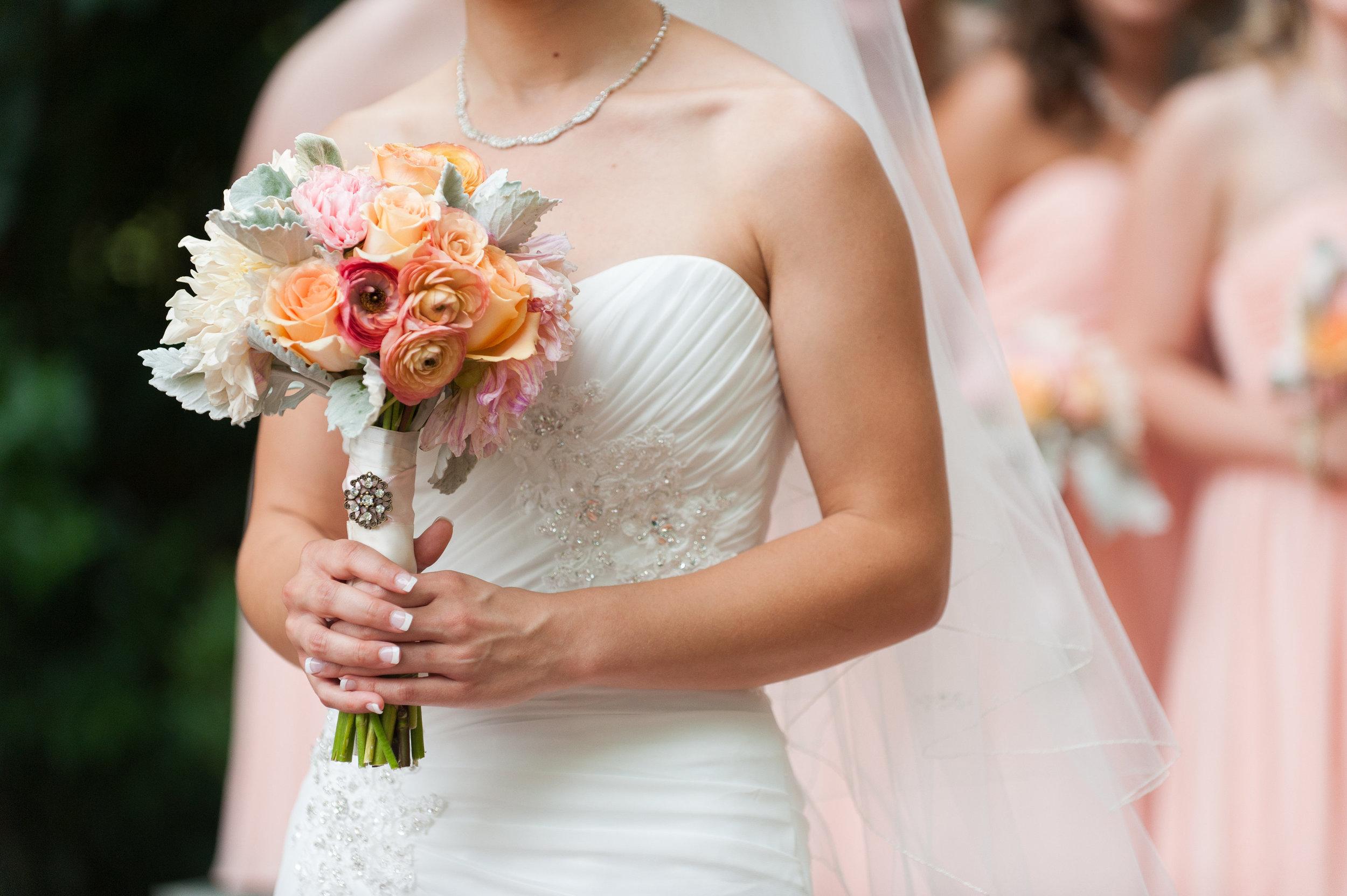 Redding Florist: Summer Wedding Flowers