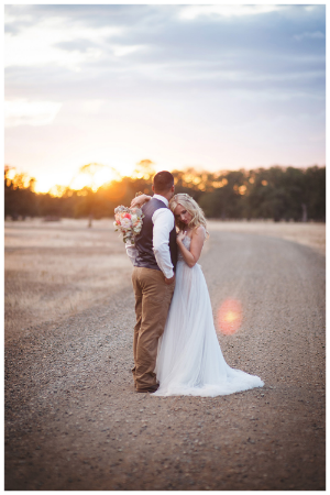 Enchanting Country Wedding