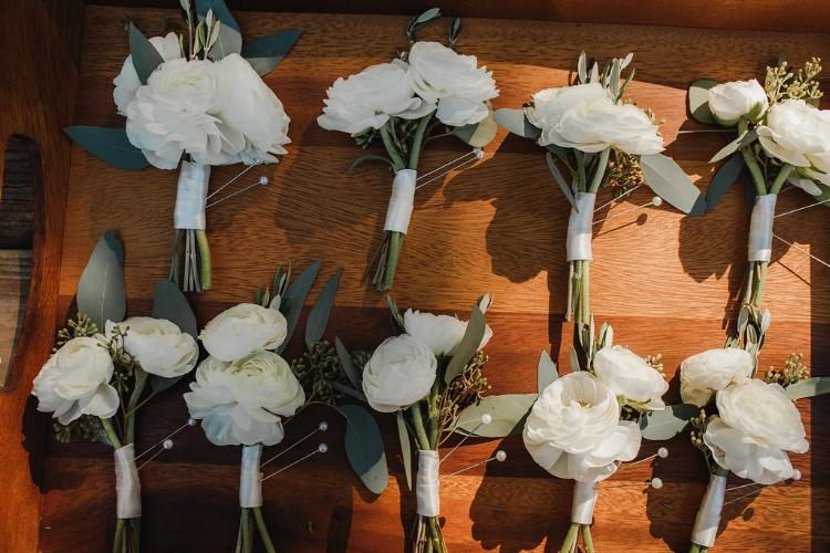 Velours Designs | Redding CA Florist | Taylor McCutchan Photography
