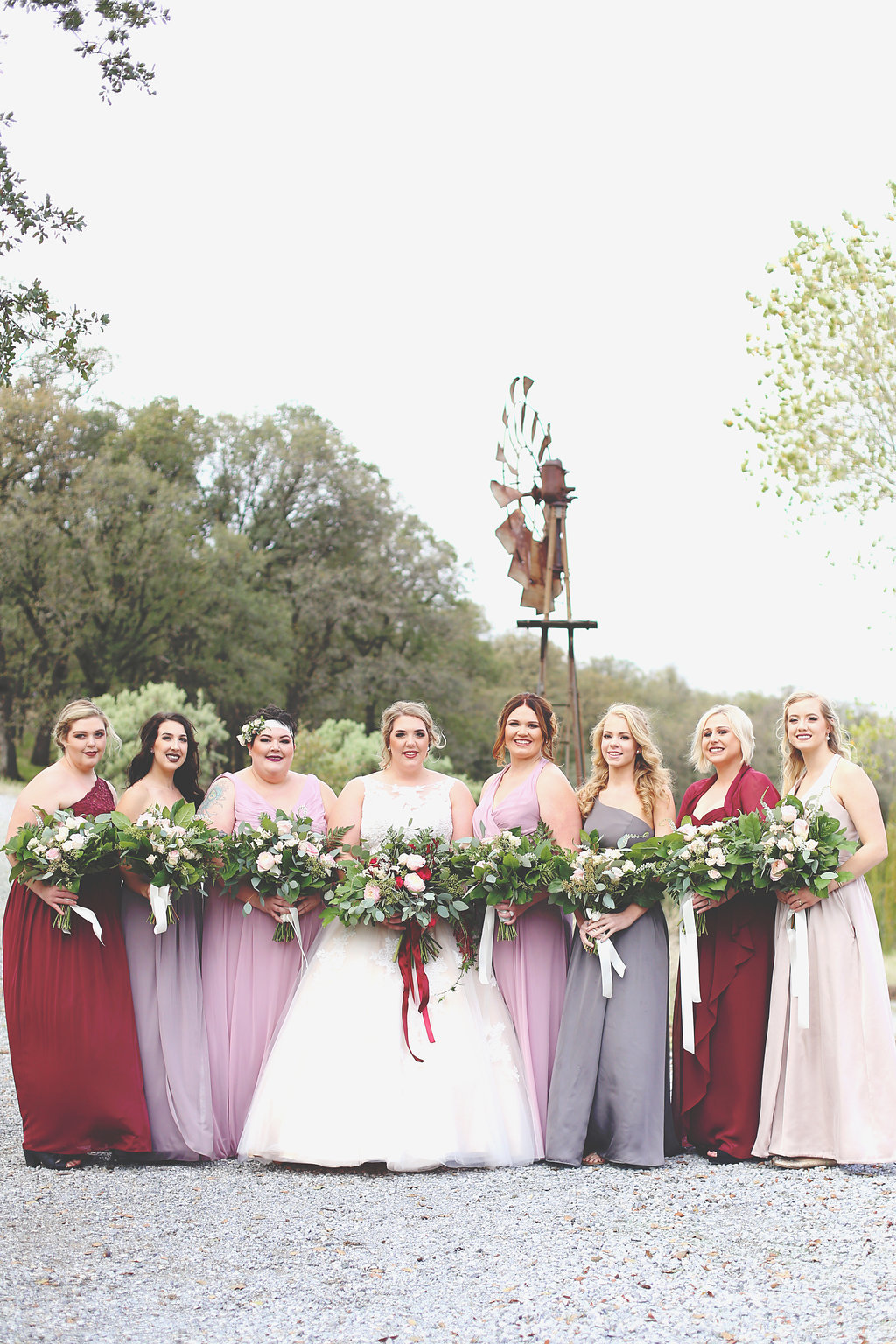 Loose Whimsical Bouquet | Velours Designs | Redding, CA | Katelyn Parra Photography
