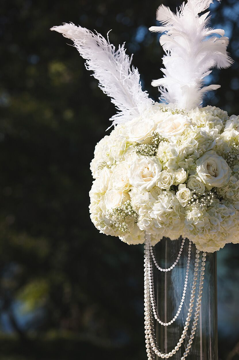 Velours Designs | Great Gatsby Inspired Wedding