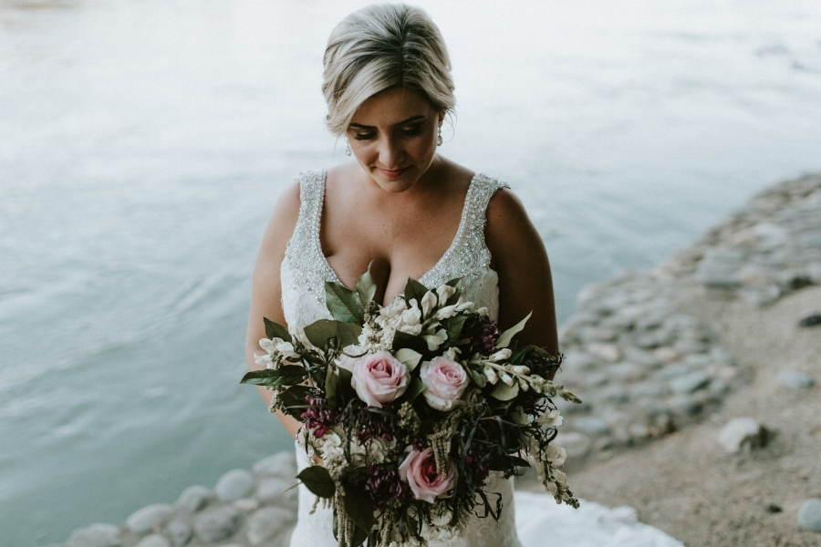 Sacramento River Wedding