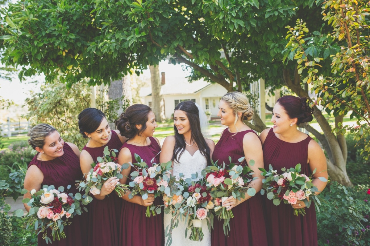 Summer Garden Wedding | Velours Designs