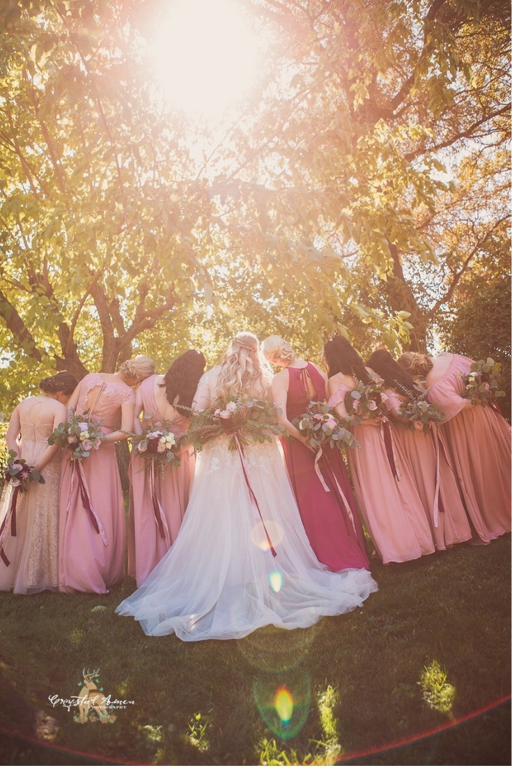 Bridesmaids Photo Ideas
