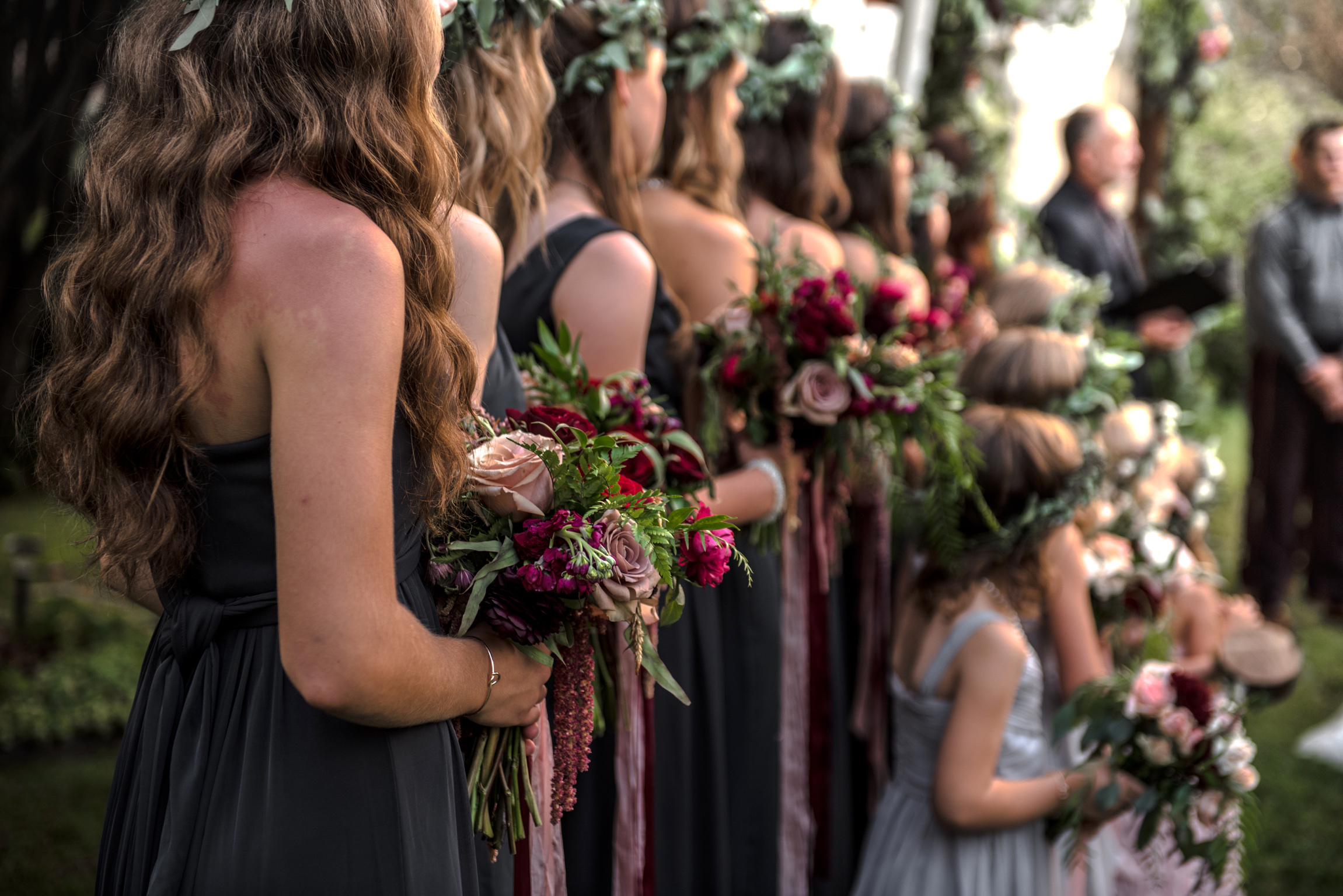 Jewel Tone Wedding | Velours Designs | Nadine Photography Co.