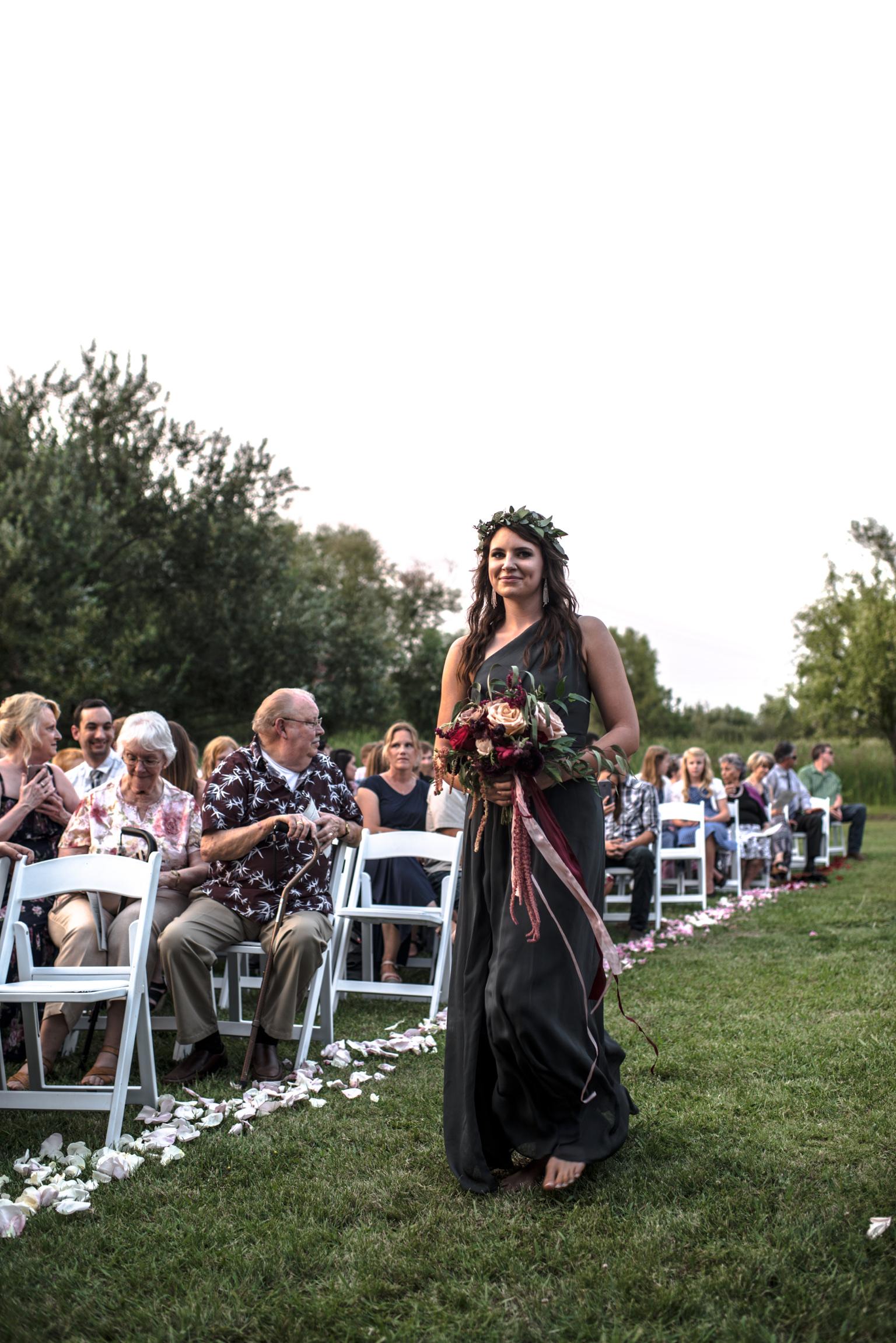 Jewel Tone Wedding | Velours Designs | Nadine Photography Co.