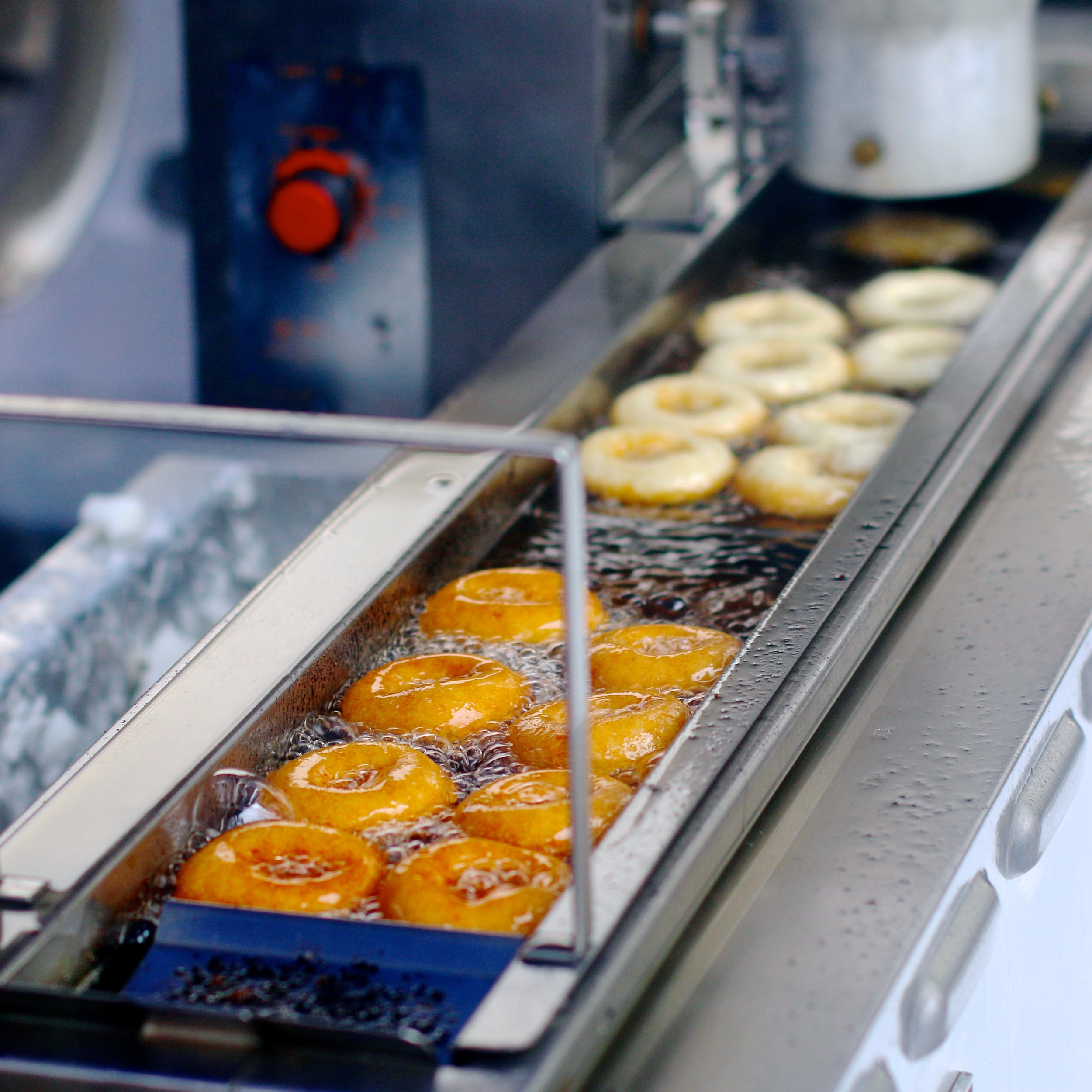 Ballard Market  Doughnuts