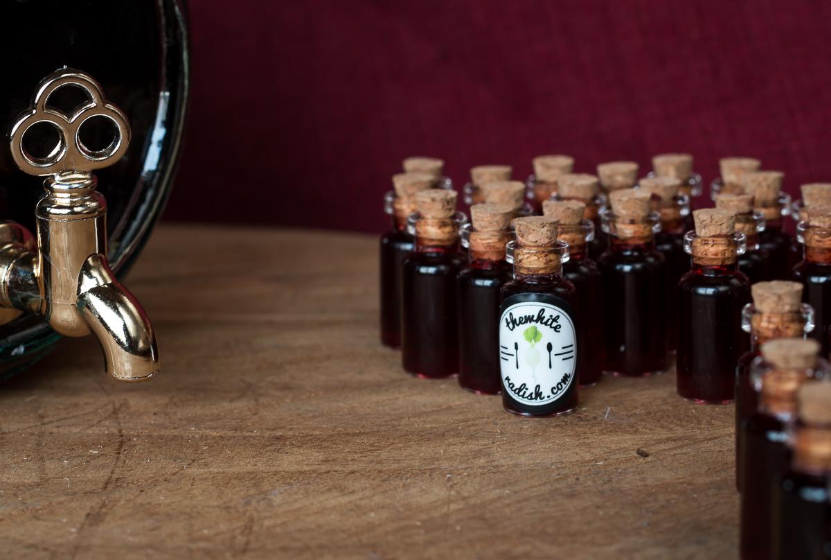 Homemade Red Wine Vinegar
