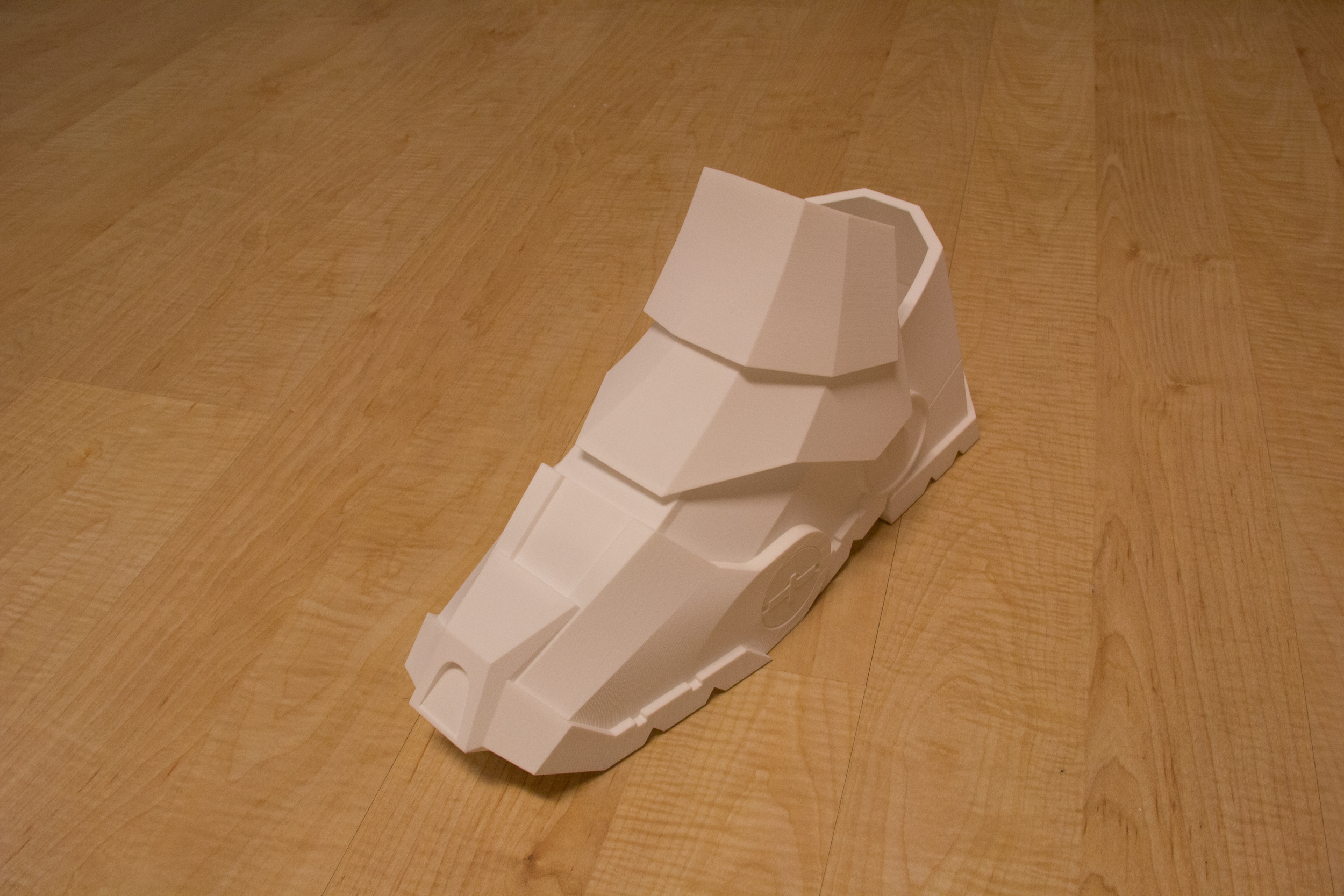 Boot & Ankle Armor (3D Print)
